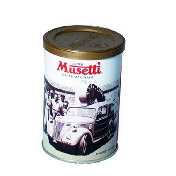 Musetti káva Old Car 125g